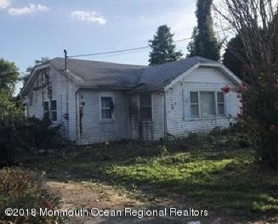 Wall Single Family Home Under Contract: 1805 Hillview Avenue