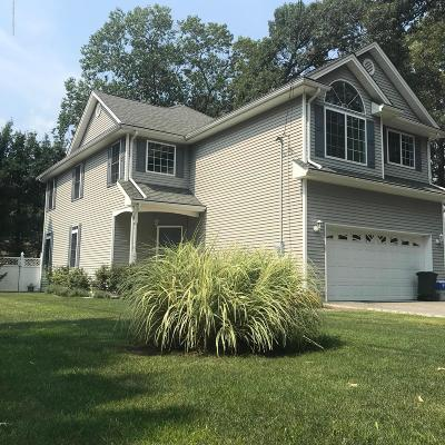 Point Pleasant Single Family Home For Sale: 1515 Dorsett Dock Road