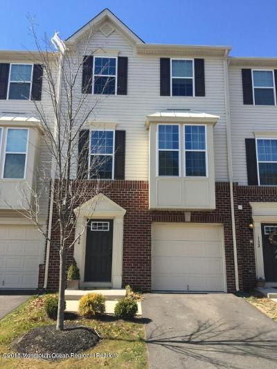 Tinton Falls Condo/Townhouse For Sale: 134 Kyle Drive