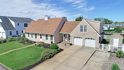 Single Family Home For Sale: 1018 Neosho Drive