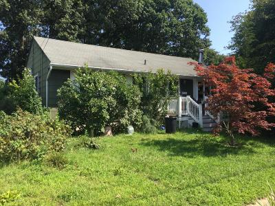 Point Pleasant Single Family Home For Sale: 825 Woodwild Drive