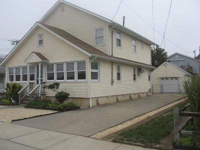 Seaside Park Single Family Home For Sale: 105 L Street