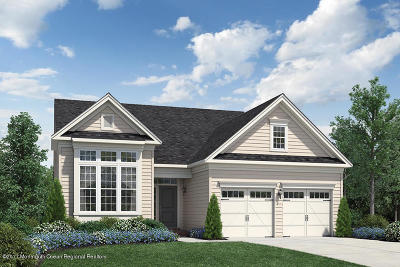 Monmouth County Adult Community Under Contract: 17 Sandpiper Lane
