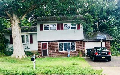Jackson NJ Single Family Home Under Contract: $285,000