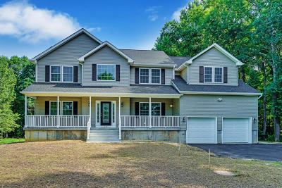 Monroe Single Family Home For Sale: 393 Hoffman Station Road
