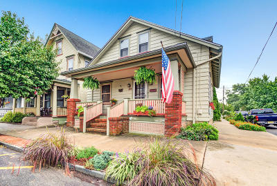 Ocean Grove Single Family Home Under Contract: 102 Mount Carmel Way