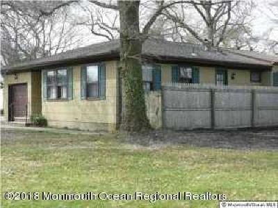 Point Pleasant Beach Single Family Home For Sale: 223 Hawthorne Avenue
