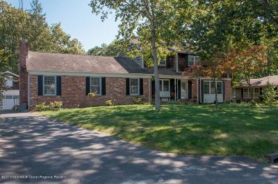 Brick Single Family Home For Sale: 61 Glenmere Drive