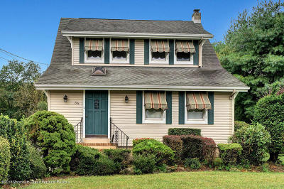 Toms River Single Family Home For Sale: 34 Monroe Avenue