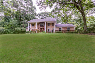 Middletown Single Family Home For Sale: 1 Roebling Court