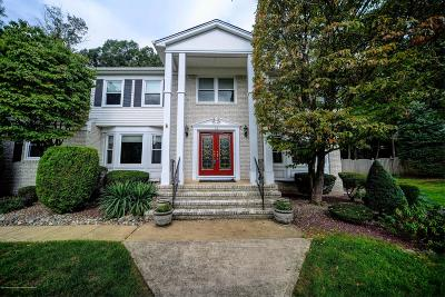 Manalapan Single Family Home For Sale: 83 W Canadian Woods Road