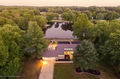 Howell Single Family Home For Sale: 14 Bock Boulevard