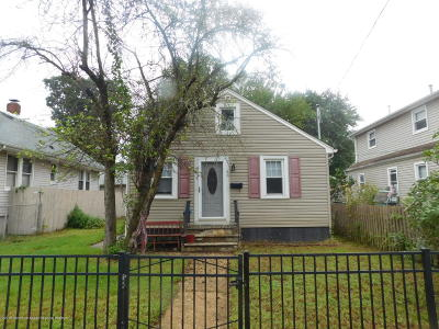 Hazlet Single Family Home For Sale: 48 Essex Avenue