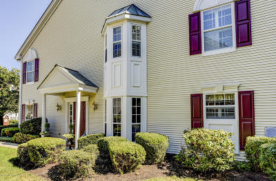 Ocean Twp Condo/Townhouse Under Contract: 140 Tanya Circle
