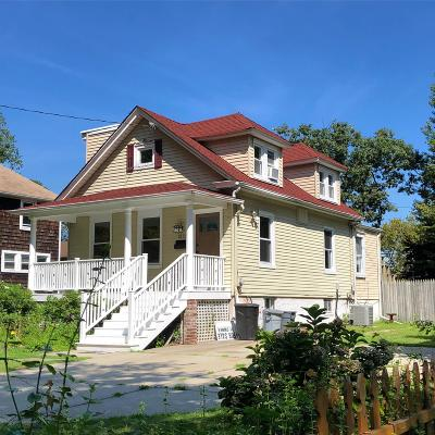 Asbury Park Single Family Home Under Contract: 1213 4th Avenue