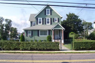 Long Branch Multi Family Home Under Contract: 89 Atlantic Avenue