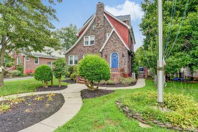 Red Bank Single Family Home For Sale: 70 Roosevelt Circle
