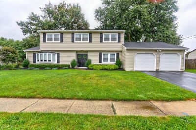 Monroe Single Family Home Under Contract: 12 Cameo Drive
