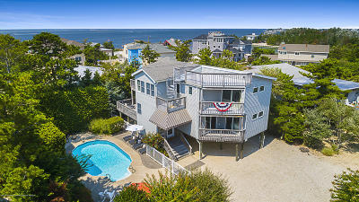 Barnegat Light, Beach Haven, Beach Haven Borough, Harvey Cedars, Long Beach, Long Beach Twp, Ship Bottom, Surf City Single Family Home For Sale: 8604 Driftwood Lane