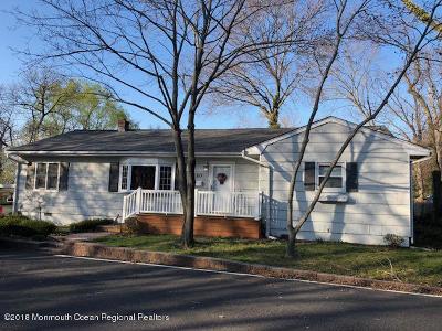 Aberdeen, Matawan Single Family Home For Sale: 20 Maple Avenue