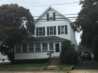Sea Girt Multi Family Home Under Contract: 2191 8th Avenue