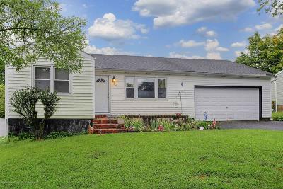 Neptune Township Single Family Home Under Contract: 196 Maple Avenue
