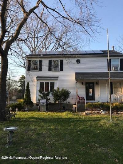 Ocean County Single Family Home For Sale: 1595 Salem Street