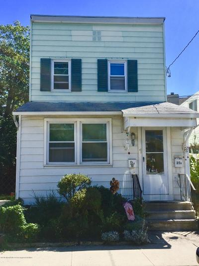 Monmouth County Multi Family Home For Sale: 35 Seadrift Avenue