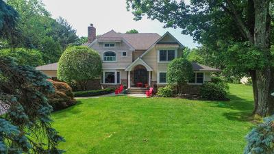Red Bank Single Family Home For Sale: 20 Alexander Drive