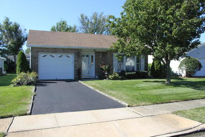 Brick Adult Community For Sale: 80 Mansfield Drive