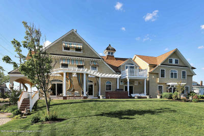 Monmouth County Single Family Home For Sale: 43 Seaview Avenue