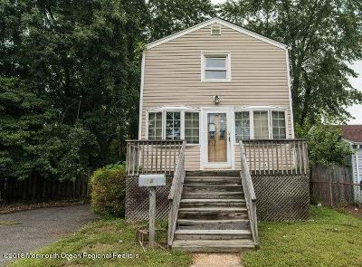 Monmouth County Single Family Home For Sale: 18 Carter Avenue