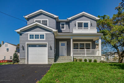Monmouth County Single Family Home For Sale: 47 Morris Avenue