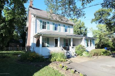 Toms River Single Family Home For Sale: 526 Batchelor Street
