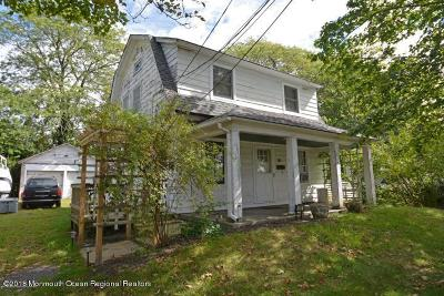 Monmouth County Multi Family Home For Sale: 424 Euclid Avenue