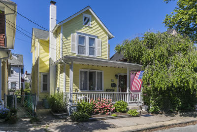 Ocean Grove Single Family Home Under Contract: 129 Mount Hermon Way