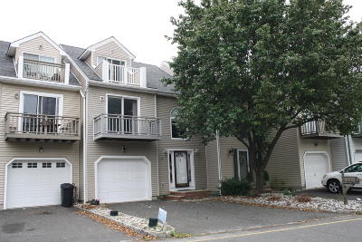 Monmouth County Condo/Townhouse For Sale: 119 Marina Bay Court