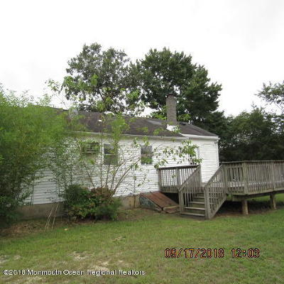 Toms River Single Family Home For Sale: 1241 6th Avenue