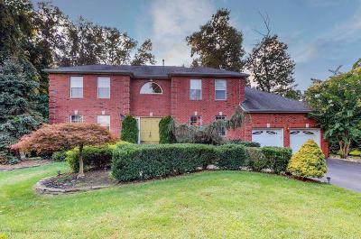 Tinton Falls Single Family Home For Sale: 13 Sam Drive