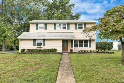 Hazlet Single Family Home For Sale: 14 Deer Street