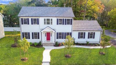 Atlantic Highlands Single Family Home For Sale: 976 Leonardville Road