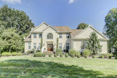 Monmouth County Single Family Home For Sale: 3 Bailey Court