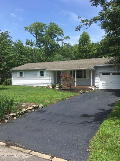 Ocean Twp Single Family Home For Sale: 1005 Beverly Avenue