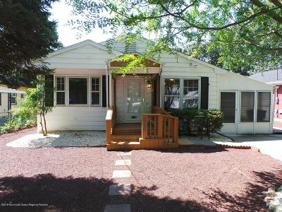 Ocean County Single Family Home Under Contract: 606 Anthony Avenue