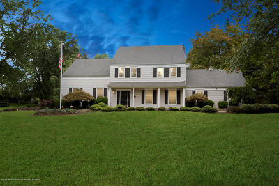 Colts Neck Single Family Home For Sale: 59 Mulberry Lane
