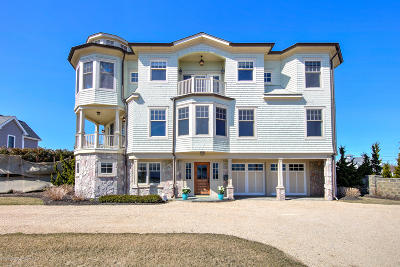 Monmouth County Single Family Home For Sale: 28 Ocean Avenue