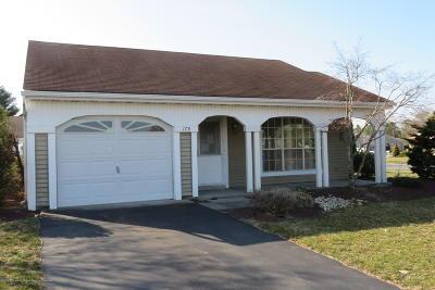 Ocean County Adult Community For Sale: 179 Buckingham Drive
