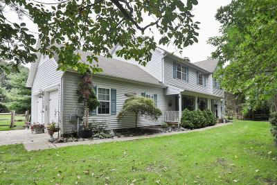 Monmouth County Single Family Home For Sale: 2431 Easy Street