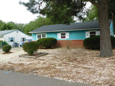 Ocean County Single Family Home For Sale: 111 3rd Street