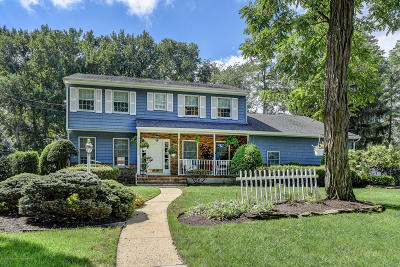 Eatontown Single Family Home Under Contract: 14 Emma Place